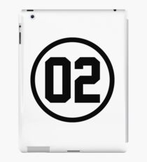 Number Two iPad Case/Skin
