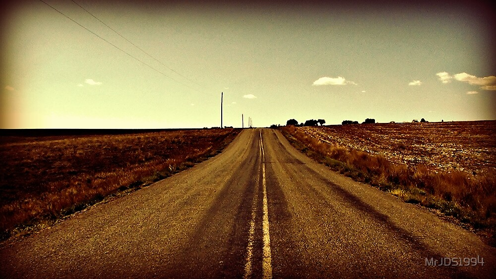 Countryside Road by MrJDS1994
