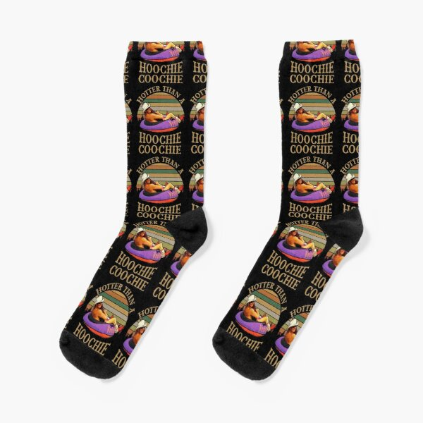 Hoochie Socks Redbubble Hoochie mama is a popular song by the 2 live crew | create your own tiktok videos with the hoochie mama song and explore 22 videos made by new and popular creators. hoochie socks redbubble