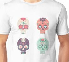 Skull Candy All  Unisex T-Shirt