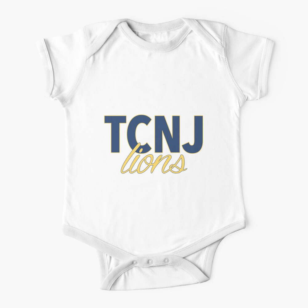 The College of New Jersey Baby One-Piece
