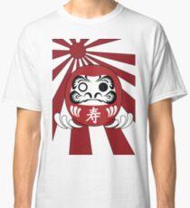 Daruma, style minimaliste T-shirt classique