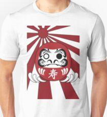 Daruma, Minimalist Style T-Shirt