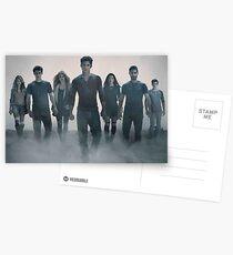 teen wolf Postcards