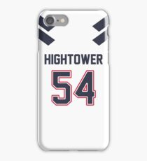 Dont'a Hightower Jersey iPhone Case/Skin