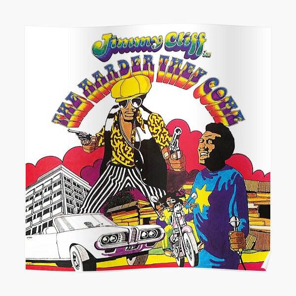 Jimmy cliff album Poster