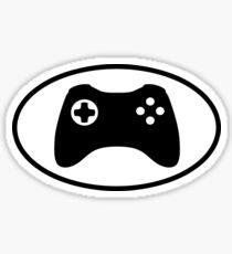 Game Controller Sticker
