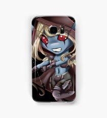 Tiny Queen of the Undead Samsung Galaxy Case/Skin