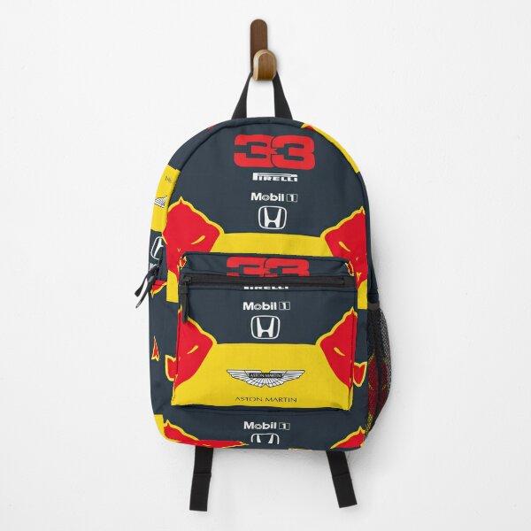 Max Verstappen 33 RB Backpack