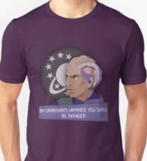 Galaxy Quest - By Grabthar's Hammer Unisex T-Shirt