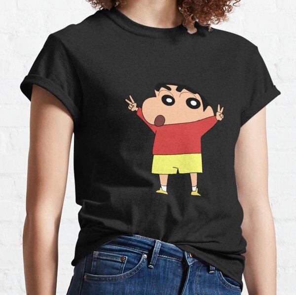 Shin chan ok Camiseta clásica