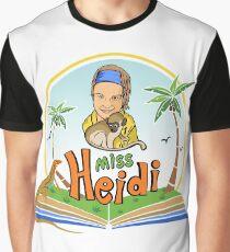 Miss Heidi World Collection Graphic T-Shirt