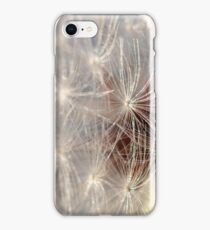 White Fluff iPhone Case/Skin
