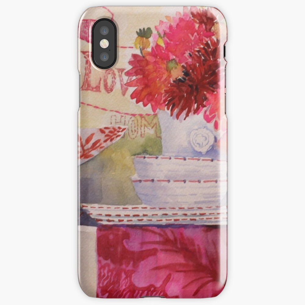 Love Dahlia iPhone Case & Cover