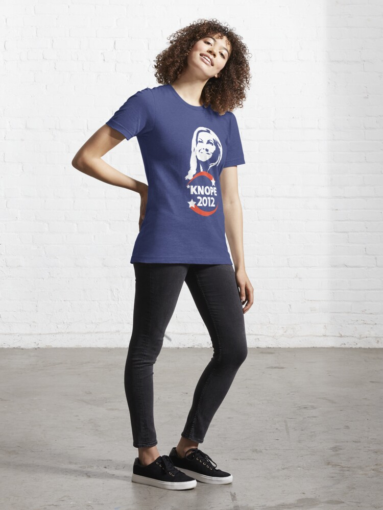 Alternate view of Leslie Knope for City Council Essential T-Shirt