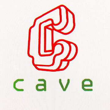Cave Logo (CRT) by UnitShifter