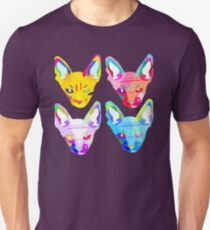 Naked Cats Judge You Unisex T-Shirt