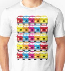 Campervan Multi Abstract No.1 T-Shirt
