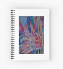 Pink Cannas Spiral Notebook
