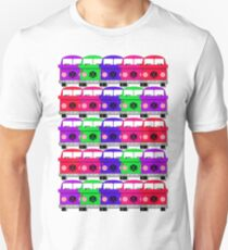 Campervan Multi Abstract No.3 T-Shirt