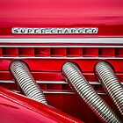 Red Super-Charged by eegibson