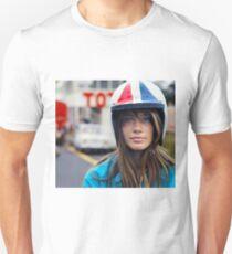 Françoise Hardy - Grand Prix Unisex T-Shirt