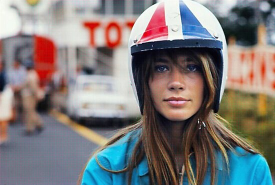 Françoise Hardy - Grand Prix by UnitShifter