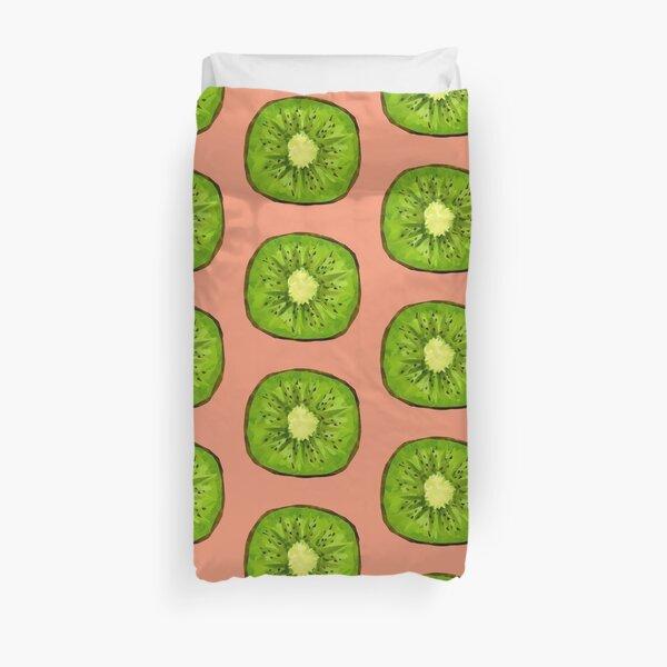 Kiwi fruit  Duvet Cover