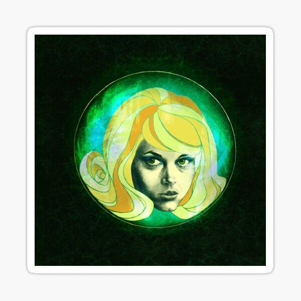 Bubble Barb Sticker