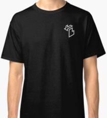 Isometric Michigan (Grey) Classic T-Shirt