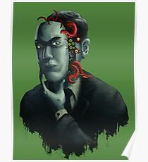 H.P. Lovecraft Poster