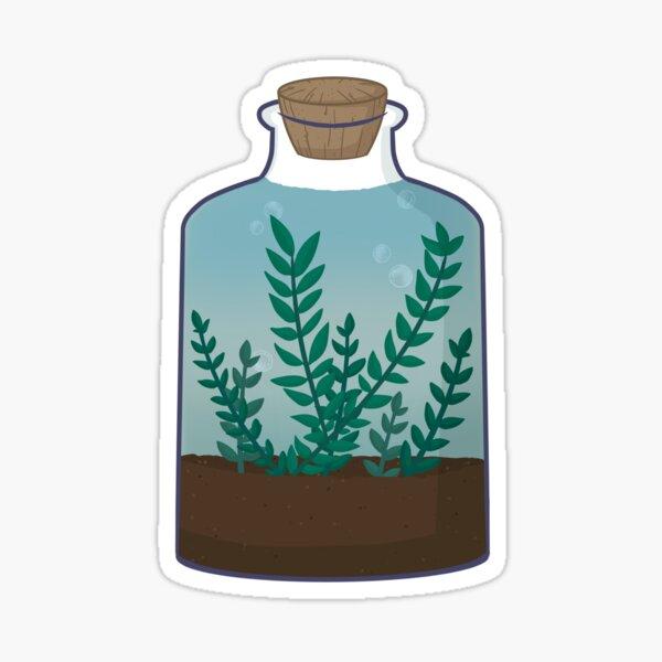 Underwater Potion Bottle Sticker