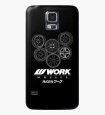 Work Wheels Case/Skin for Samsung Galaxy