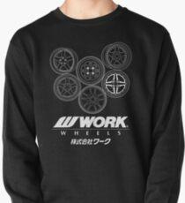 Work Wheels Pullover
