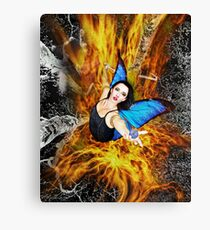 Always with Me, Always with You Canvas Print