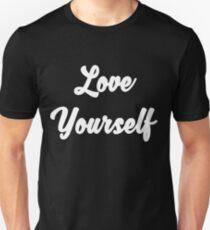 Love yourself Justin Bieber T-Shirt