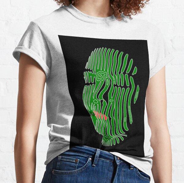 Green Peace (kinetic mask) Classic T-Shirt