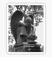 Weeping Angel II Sticker