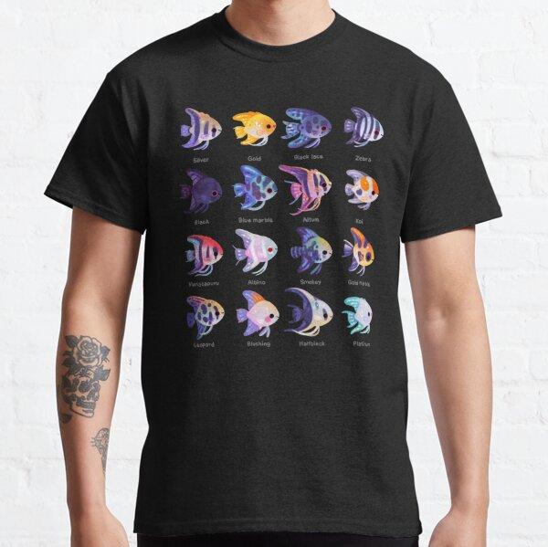 Angelfish! (freshwater) - name Classic T-Shirt