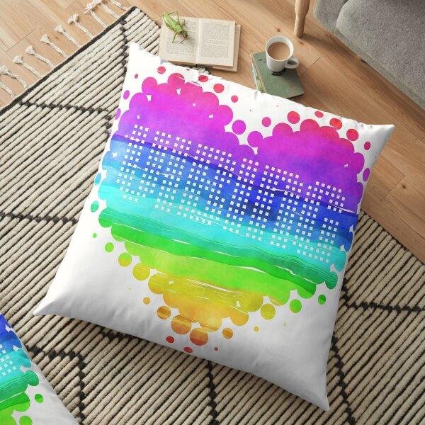 Vibing Floor Pillow