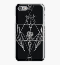 CREATURE SKELETON iPhone Case/Skin