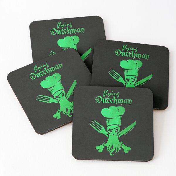 Flying Dutchman Coasters (Set of 4)