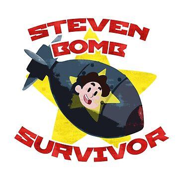 Steven Bomb Survivor by ninjalemon