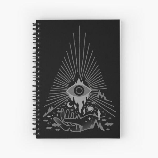 Secret Disorder Spiral Notebook