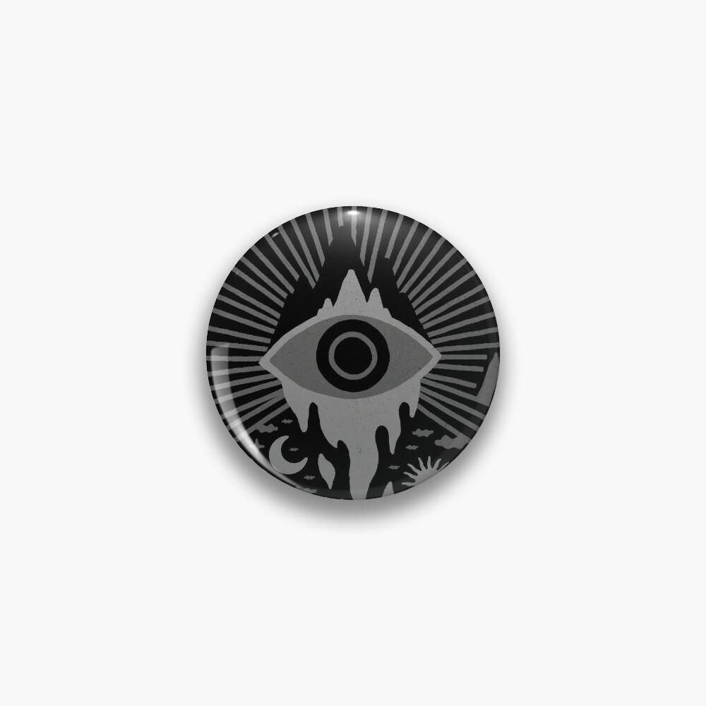 Secret Disorder Pin