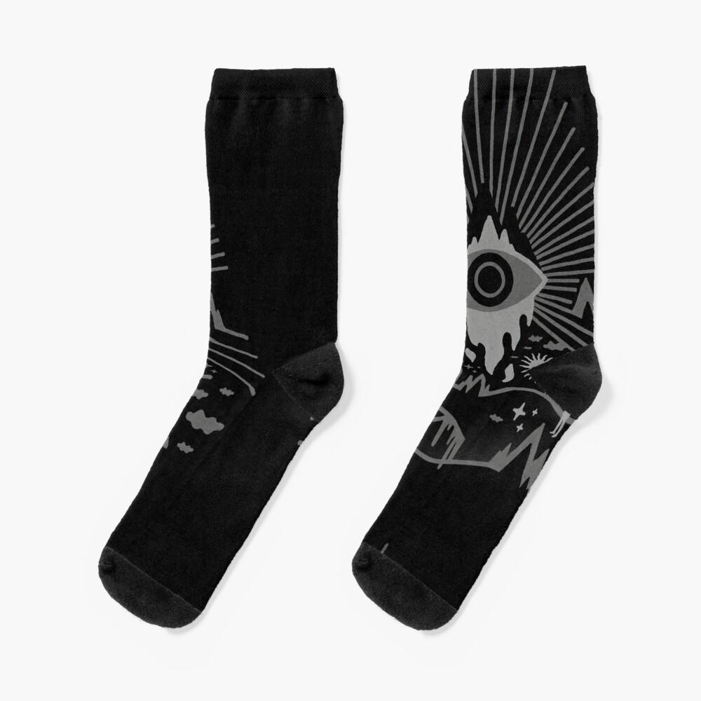 Secret Disorder Socks