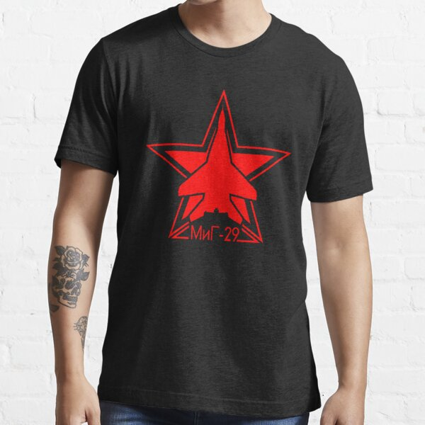 Model 107 - MIG-29 Essential T-Shirt