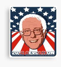 2016 Revolution! Canvas Print