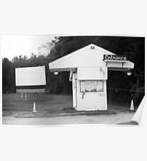 Auburn, NY - Drive-In Theater Poster