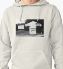 Auburn, NY - Drive-In Theater Pullover Hoodie
